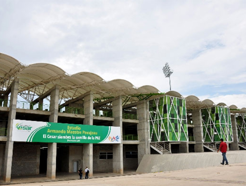 Procuraduría investigará a Monsalvo por obras del estadio