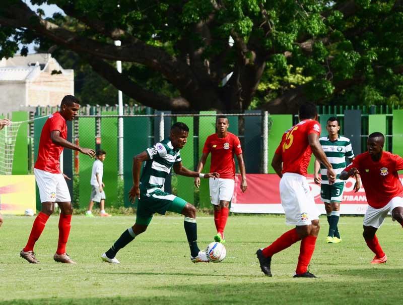 Barranquilla FC volvió a pasar por encima del Valledupar FC en su estadio