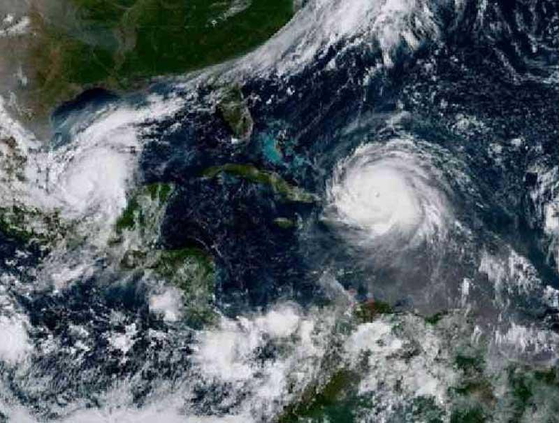 Repatrian a primeros 25 colombianos afectados por huracanes Irma y José