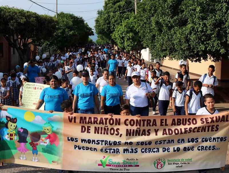 En el Cesar alzaron la voz en contra de los abusadores de niños