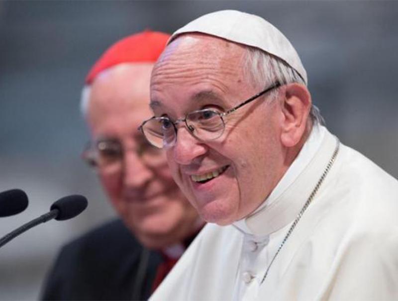 Henrique Capriles: Expresa su deseo que el Papa visite Venezuela