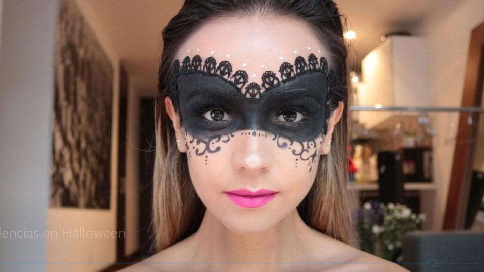 Como usar el maquillaje del día a día en un look de Halloween