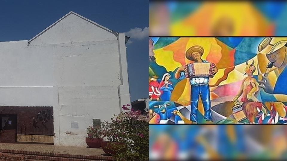 Un año sin el mural de Germán Piedrahita