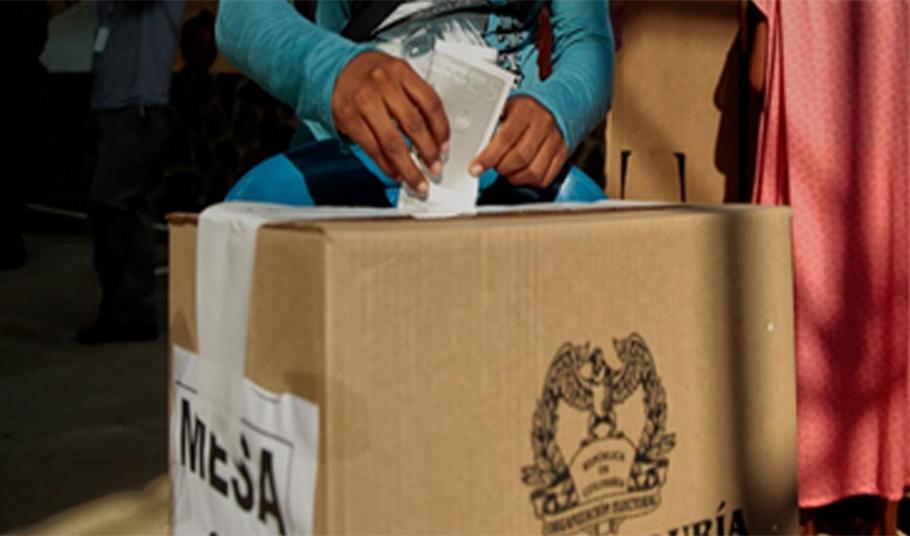 A votar en elecciones de Congreso y consultas interpartidistas