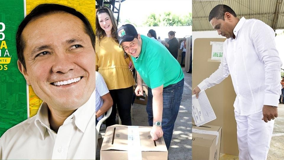 Cesar tiene tres senadores, tras elecciones del 11 de marzo