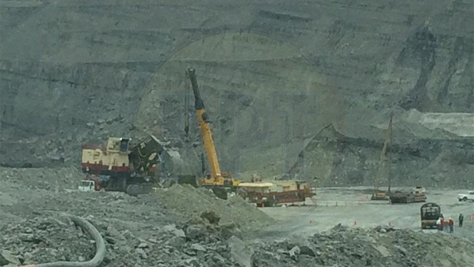 Operario de Drummond fallece en accidente laboral en mina Pribbenow