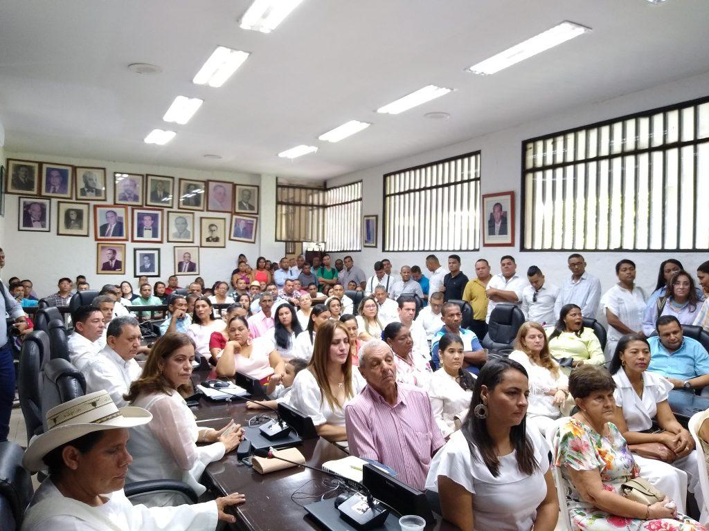 Concejo de Valledupar elige su nueva Mesa Directiva - RPT Noticias